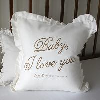 Baby, I Love You Pillow