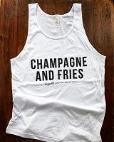 Champagne and Fries Tank