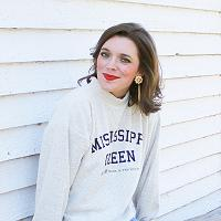 Mississippi Queen Woolly Pullover
