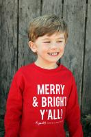 Merry & Bright Y'all! Toddler and Youth