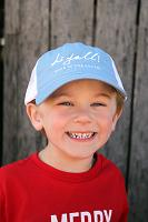 Youth Baby Blue Cap