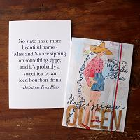 Delta Queen Stationery Set