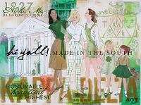 Kappa Delta Alpha Mu Stationery